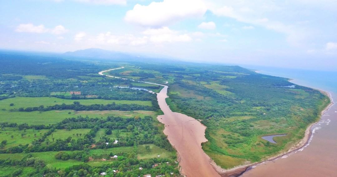 Barra del Chamelecon -Litoral Atantico