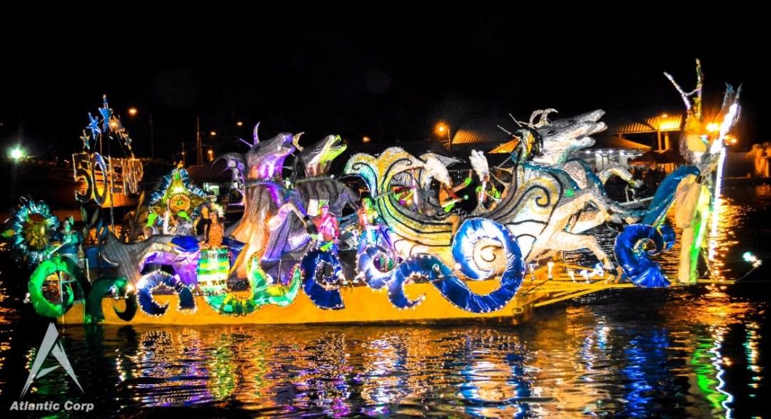 Noche Veneciana - Feria Agostina