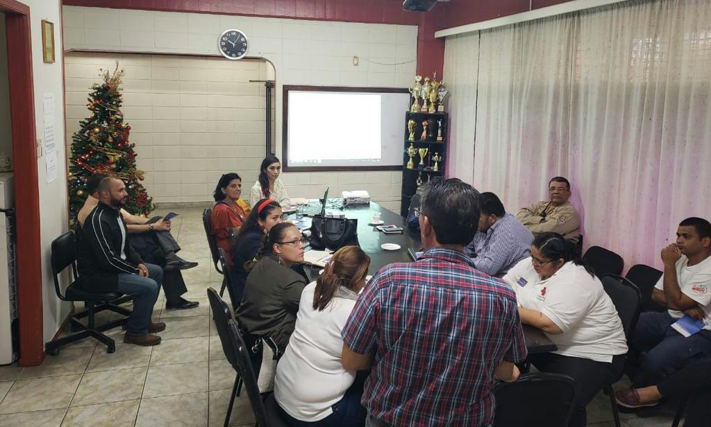 Socialización del proceso para Declarar ¨Laguna de Alvarado como Sitio Ramsar¨