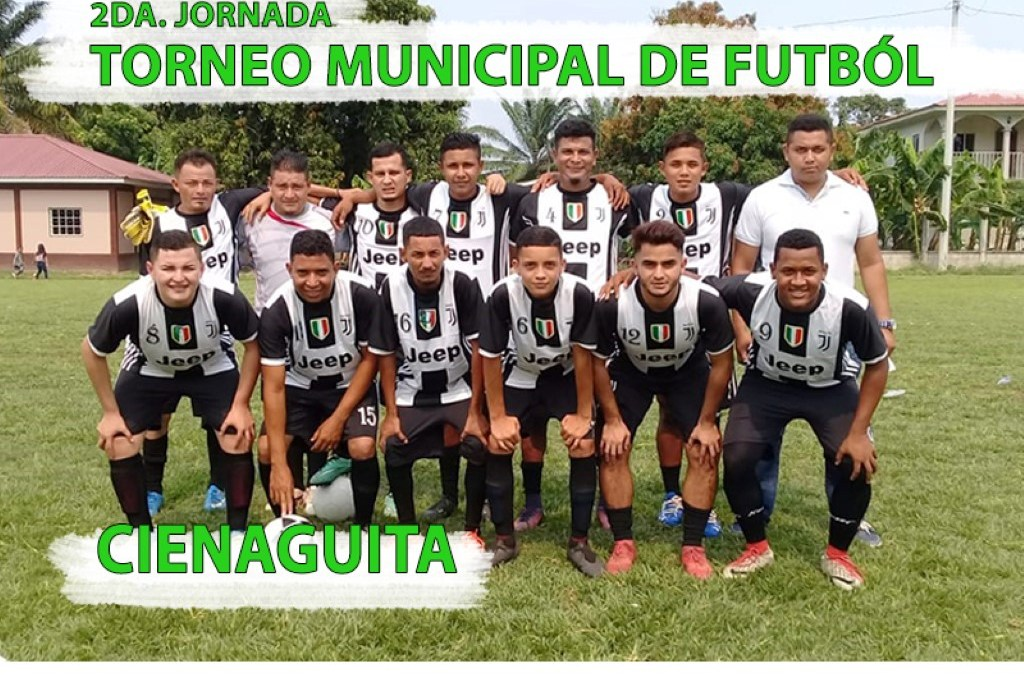 Segunda jornada Torneo Municipal de Fútbol.