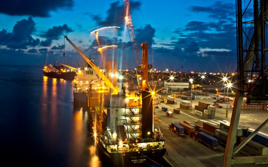 ¿Que pasa con los desechos sólidos de los barcos?
