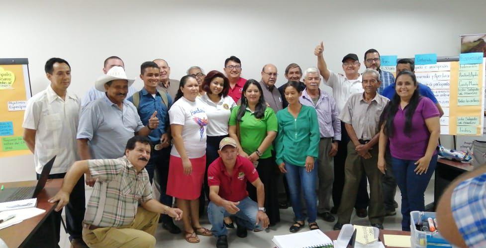 Participamos en la Cuarta reunión del Comité Regional Nor-Occidental de la Cadena Nacional del Cacao.