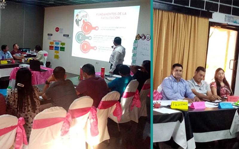 Participamos en Taller de Certificación para Facilitadores Financieros.
