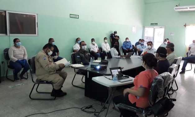 Comité de Emergencia Municipal informa.