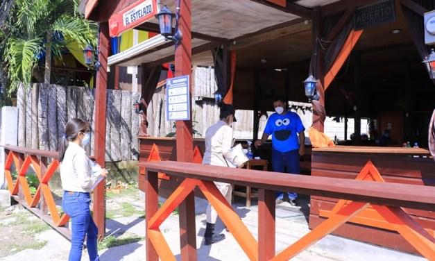 Reaperturamos actividades de restaurantes en apoyo al sector turismo.