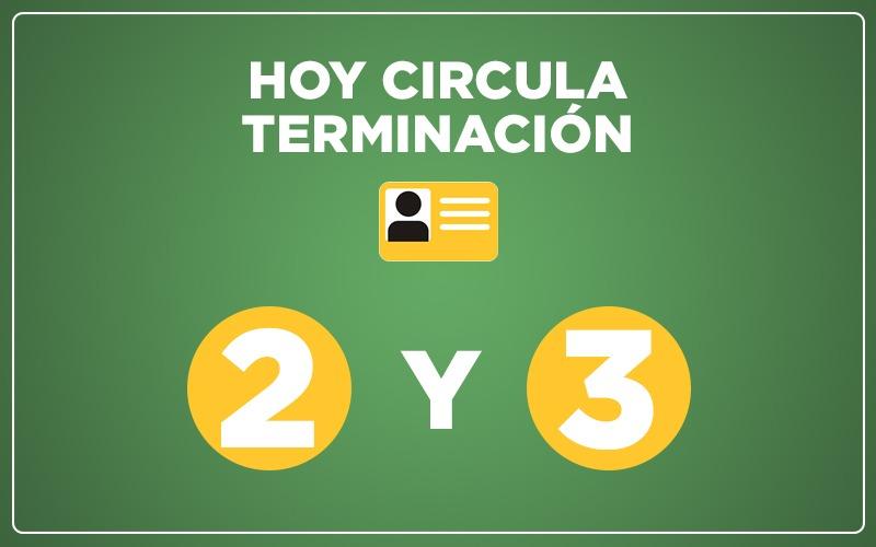 La Apertura Gradual y Responsable se amplía a dos dígitos, hoy circulan 2 y 3.