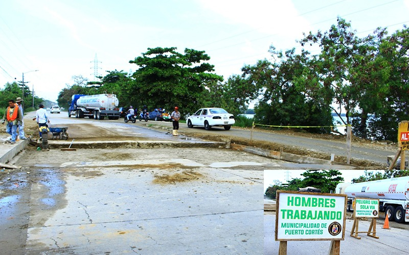 Ya estamos en la etapa final de la reconstrucción de alcantarillas en Boulevard Juan Lara Zepeda.