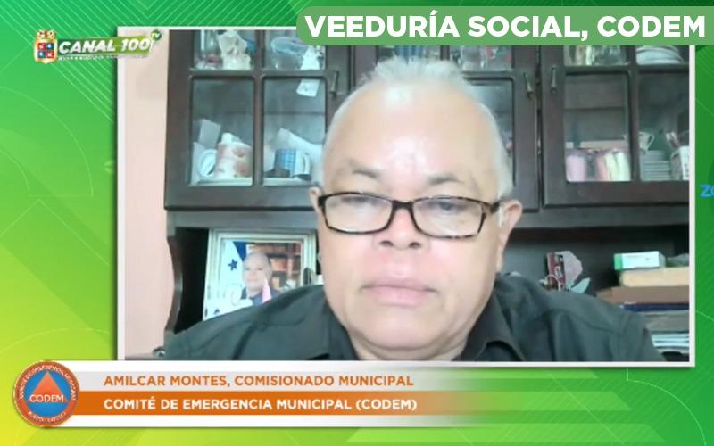 Veeduría Social, Comité de Emergencia Municipal, CODEM.