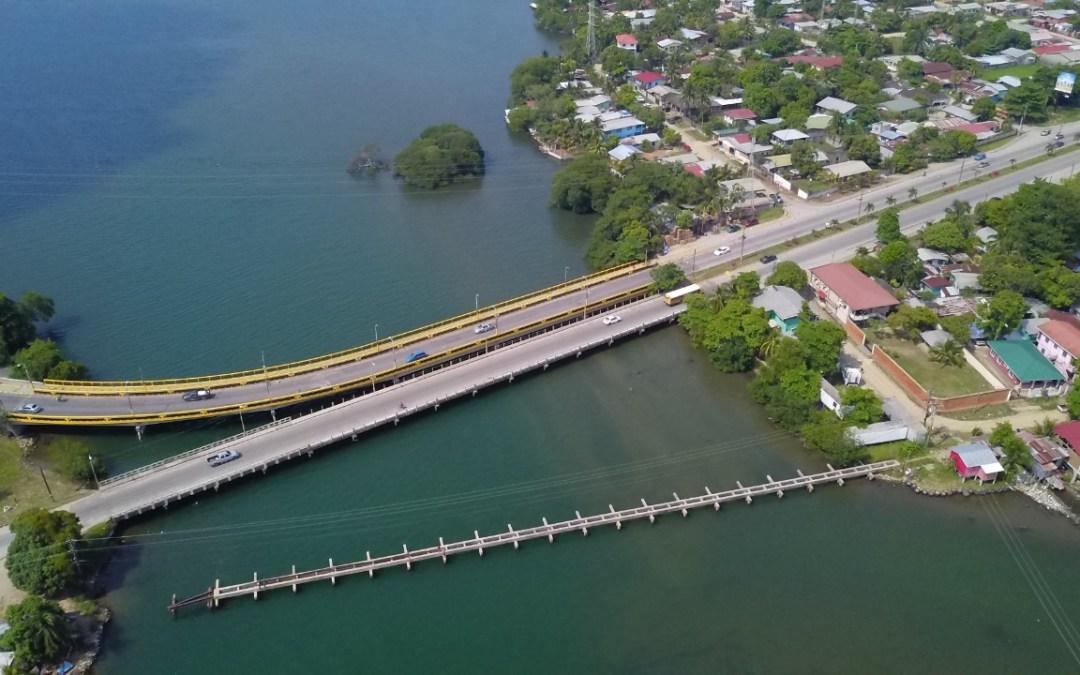 Municipalidad y ENP firmaran convenio para reparar puentes entre Pueblo Nuevo y La Laguna.