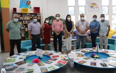Comprometidos en continuar fortaleciendo la educación en Puerto Cortés