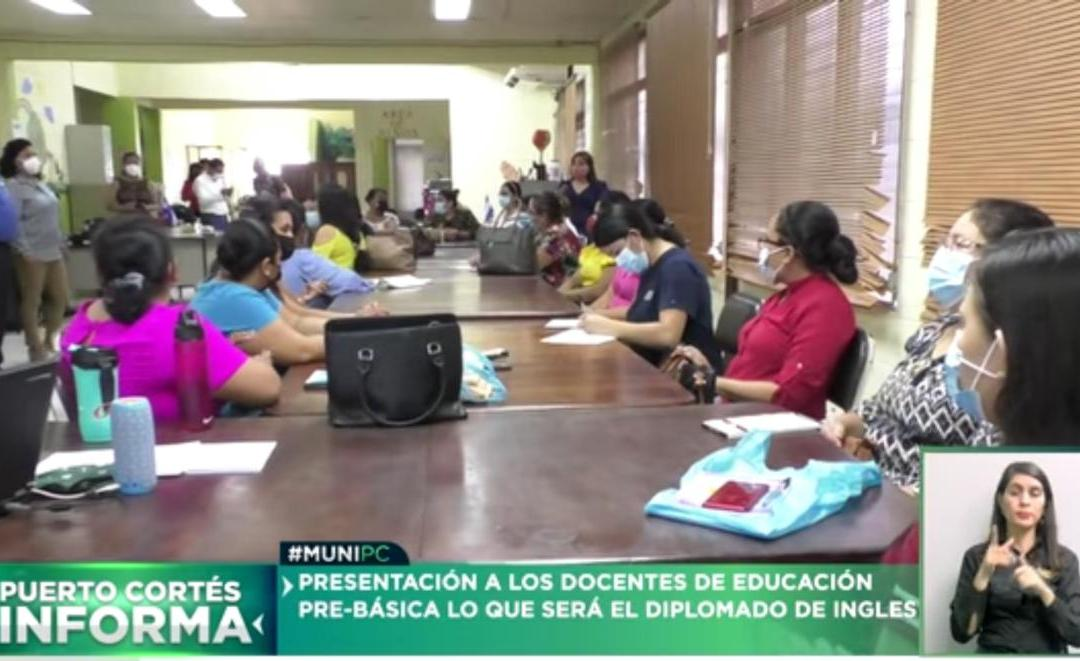 Convertiremos a los docentes de prebásica en bilingües