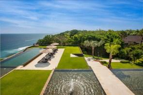 The Sanctus villa via thebalibible.com