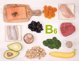 Vitamin B3, B6, B12