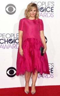 7. Kristen Bell