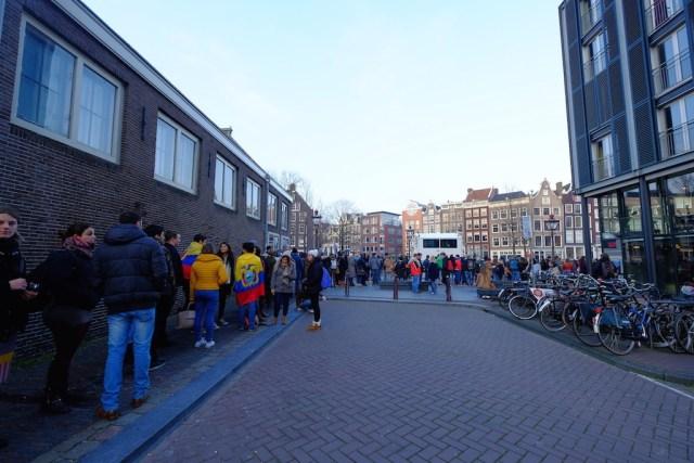 Amsterdam - Anne Frank House 0