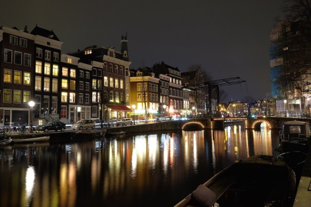 Amsterdam - Night