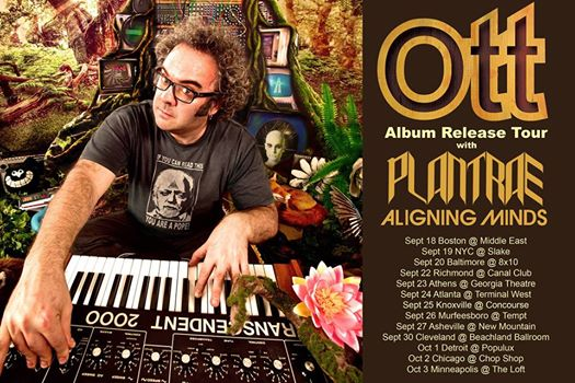 Aligning Minds tour with Ott and Plantrae!