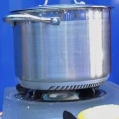 Figure 2 Turbo Pot