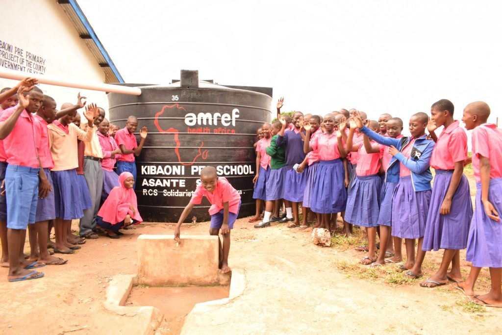 Amref Health Africa - Water, Sanitation and Hygiene and Neglected Tropical Disease (WASH & NTD) Programme
