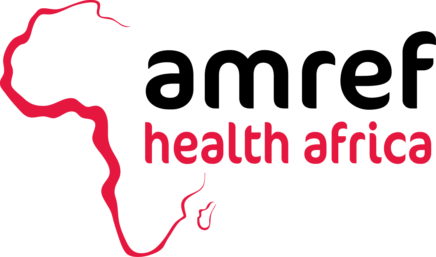 Amref Health Africa in Tanzania Logo