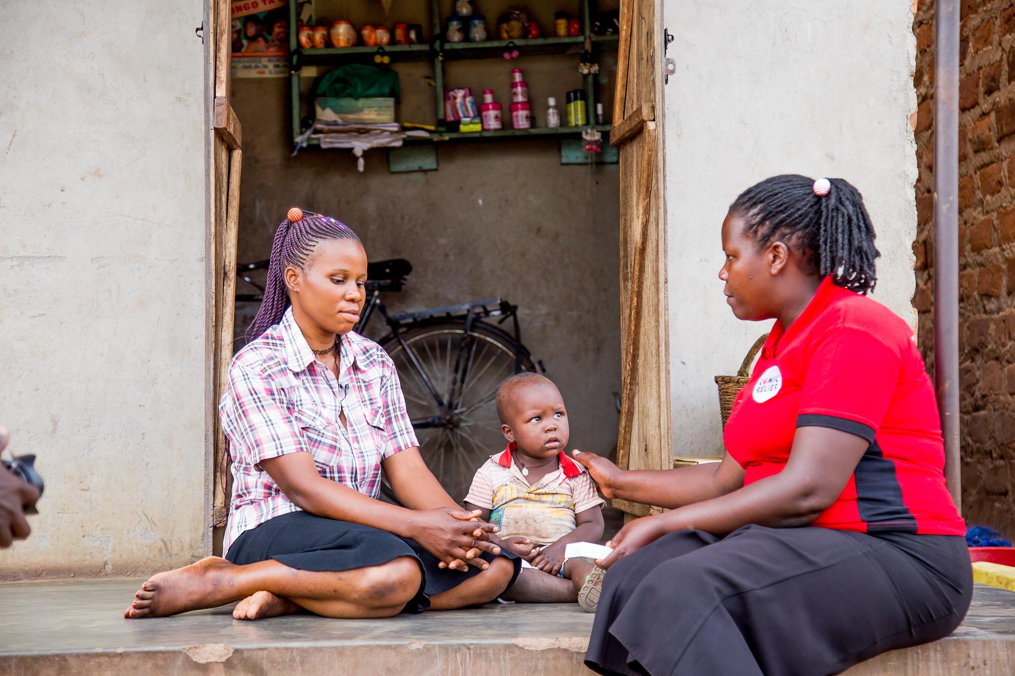 Amref Health Africa in Uganda