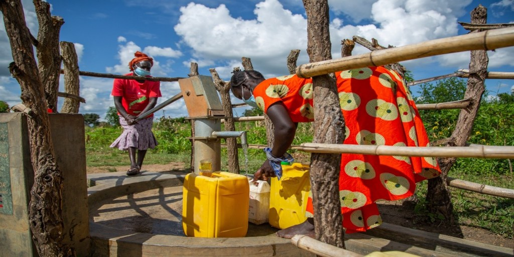 Access to clean  and safe water  has improved the quality of life in Amuru District