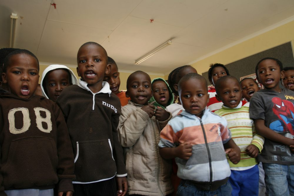 CHILDREN IN CLASS AT DINDELA CARE CENTER_8831