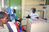 Fistula screening at Narok hospital
