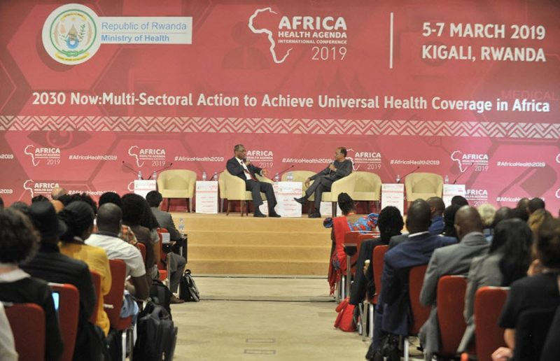 Africa — Achieving health coverage without compromising on