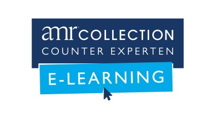 AMR™ Collection Counter Experten E-Learning