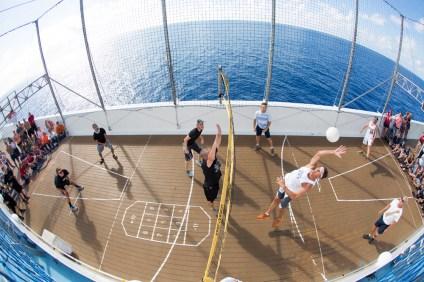 Sea Olympics, Spring 2015 Voyage | Evan Meyer / Semester at Sea