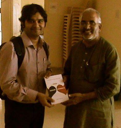 Mr. Shankar Halagatti, GS of KVS