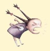 girl tantrum