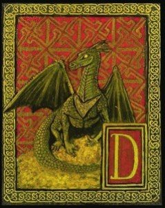 D for Dragon