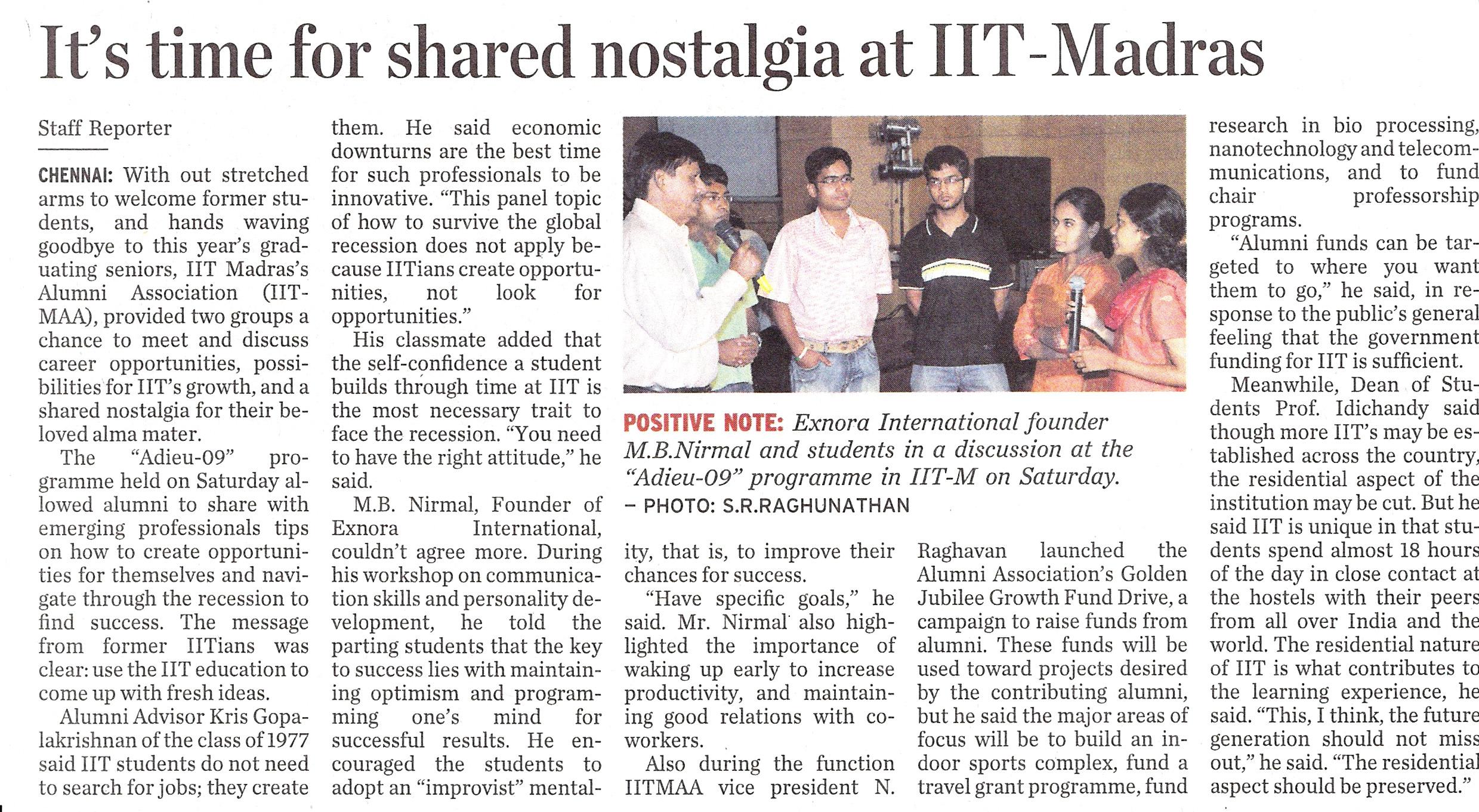 IIT Alumni