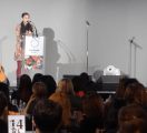 Speech at Facebook Women hosted by 'Their World' for International Women's Day 2014, London