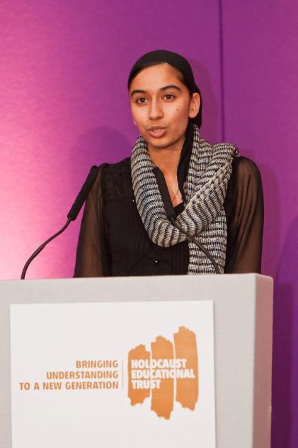 2011: Holocaust Educational Trust Ambassador Speech - London Marriot