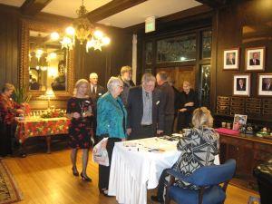 AMR September Membership Social - Mackenzie's Chop House @ Mackenzie's Chop House