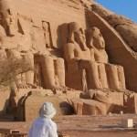 abu simbel tempel in assuan