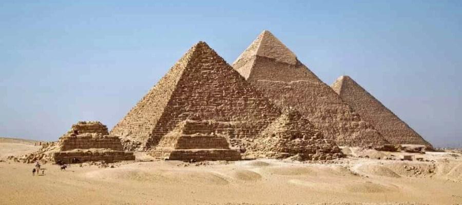 makadi bay pyramiden