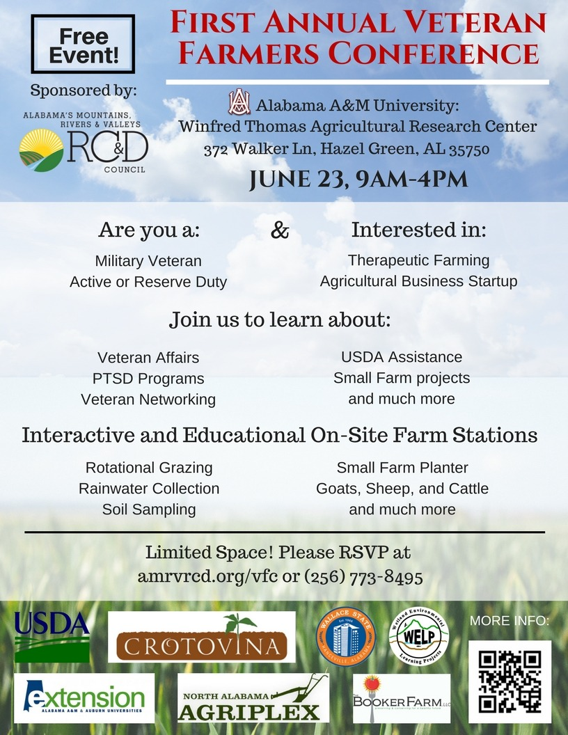 The Annual Veteran Farmers Conference