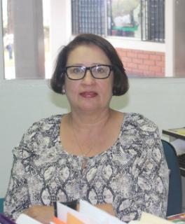 Mrs. Claudia Pereira