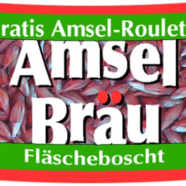 Amsel-Roulette an der Feinmesse 2016