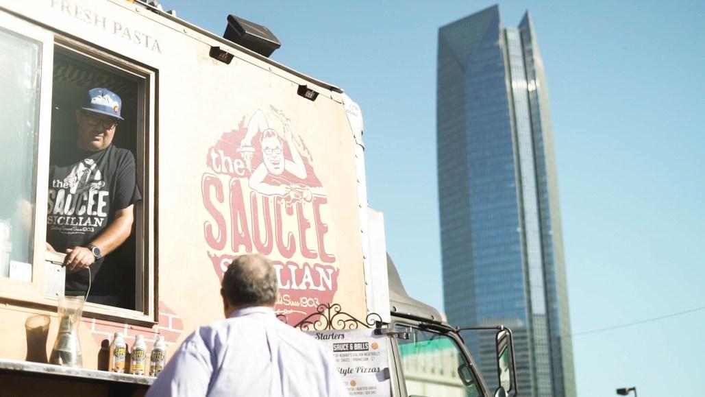 saucee sicilian truck