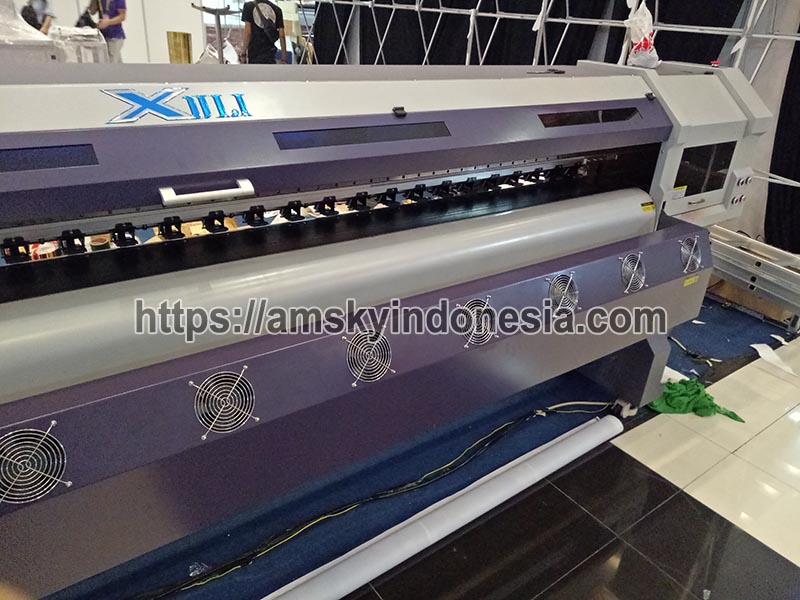 Mesin digital printing outdoor Xuli X1000-3200