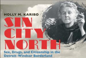 Holly Karibo, Sin City North [cover]