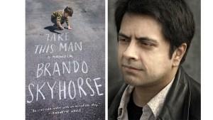 Brando Skyhorse--Gallery Talk @ AHHA  Hardesty Arts Center