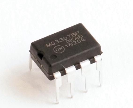 MC33078PG Amplificateur opérationnel ON Semiconductor, montage Traversant, alim. Double, PDIP 2 - 8 broches