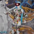 Miss Sticka humanoid avatar