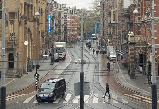 Marnixstraat bij Leidseplein